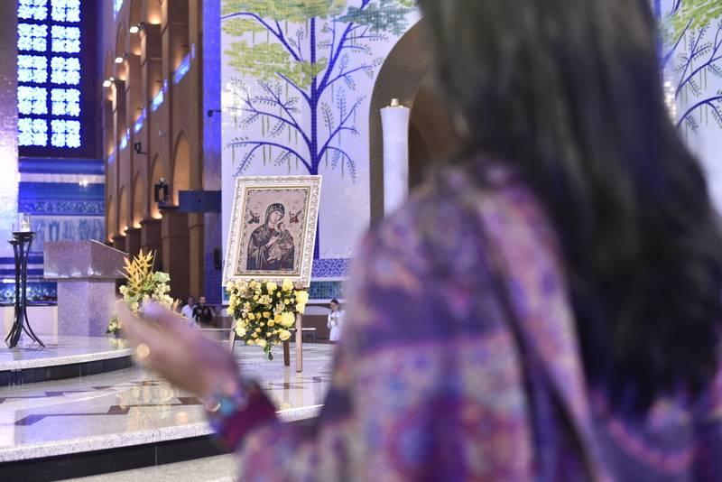 Orações a Nossa Senhora do Perpétuo Socorro