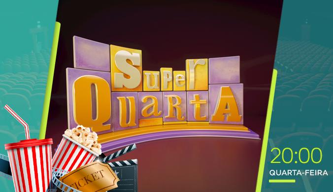 TV Aparecida - Super Quarta (Criação TV Aparecida)