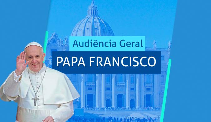 TV Aparecida - Audiência Geral do Papa (Criação TV Aparecida)