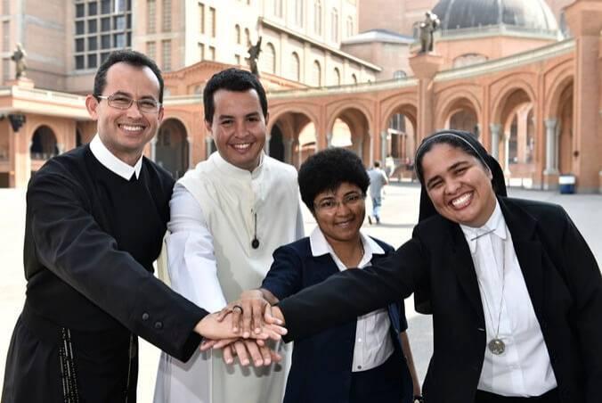 Mais de 40 famílias religiosas já estão confirmadas para a II Exposição Vocacional