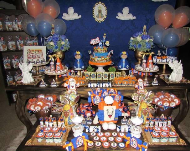 Festa De Nossa Senhora Aparecida: Devoto Mirim Escolhe Nossa Senhora Como Tema De Festa De