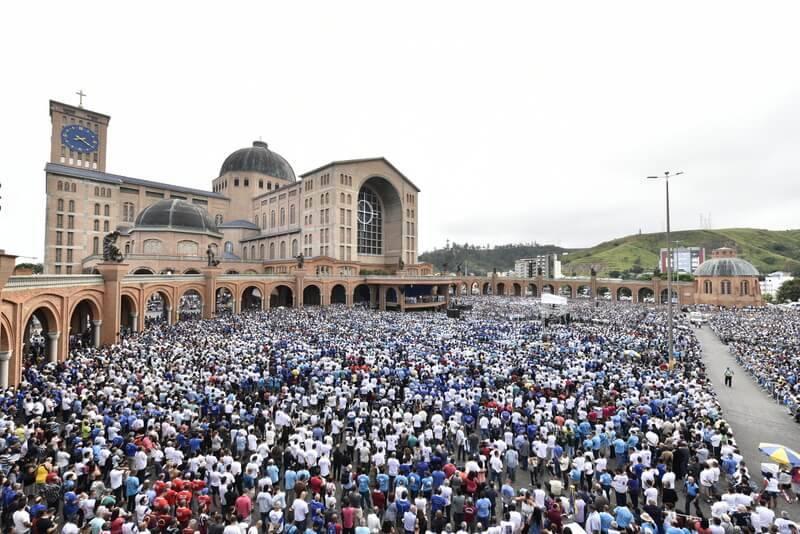 Confira algumas romarias que confirmaram peregrinação ao Santuário