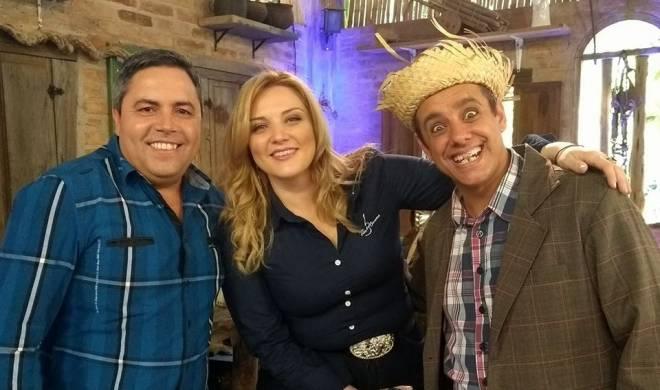 Tonho, Mariangela, Cesar