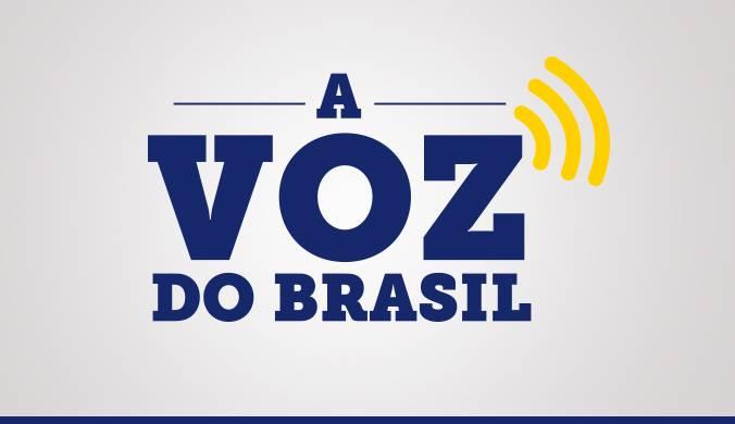 A voz do Brasil - Rádio Aparecida