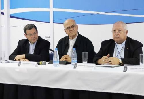 CNBB - 4º dia coletiva 56ª Assembleia dos Bispos