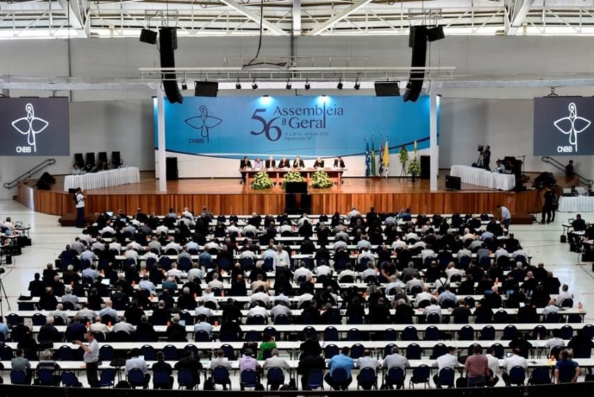 Aparecida (SP) sedia Assembleia Geral da CNBB em maio