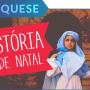 História de natal contada por crianças