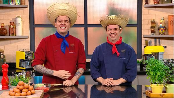 Chefs em Ação ensina receitas caipiras para você fazer nas festas juninas