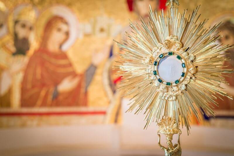 Coração Eucarístico de Jesus Redentor
