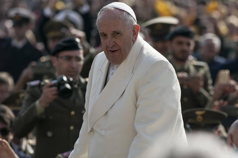 Papa expressa solidariedade pelas vítimas de Brumadinho