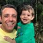 Tonho prado e filho 2 (Arquivo Pessoal)