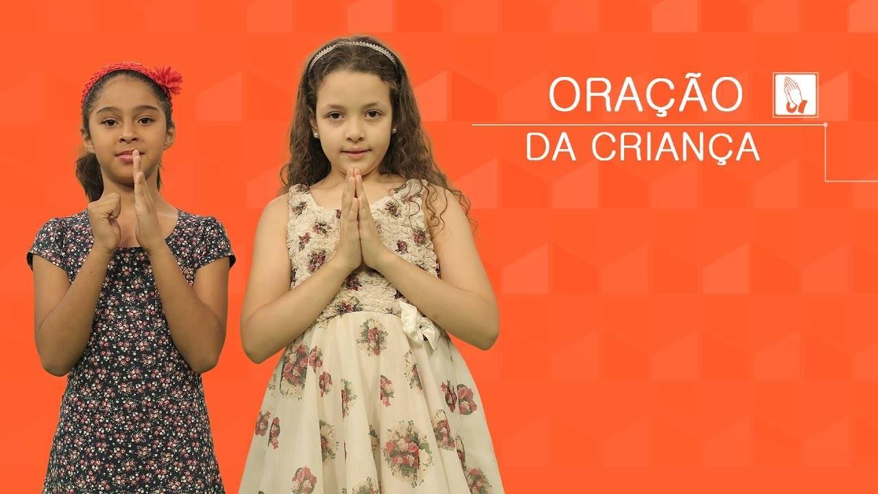Oração em Libras para Crianças