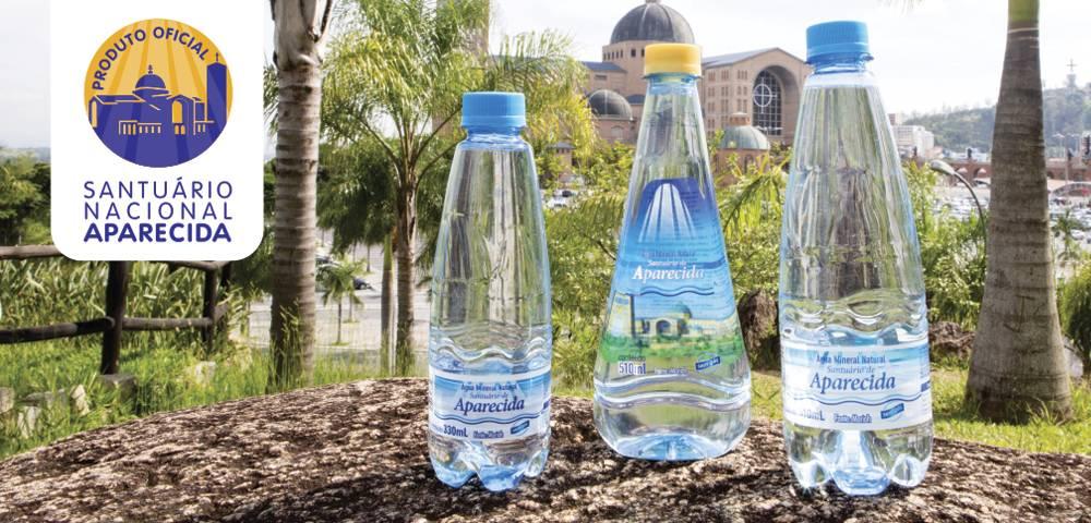Água mineral Santuário de Aparecida