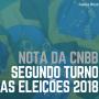 CNBB - Nota 2º turno das eleições
