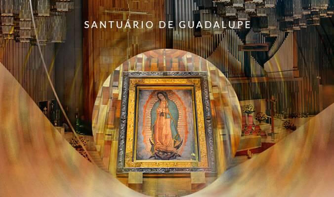 A Basílica da Virgem Morena