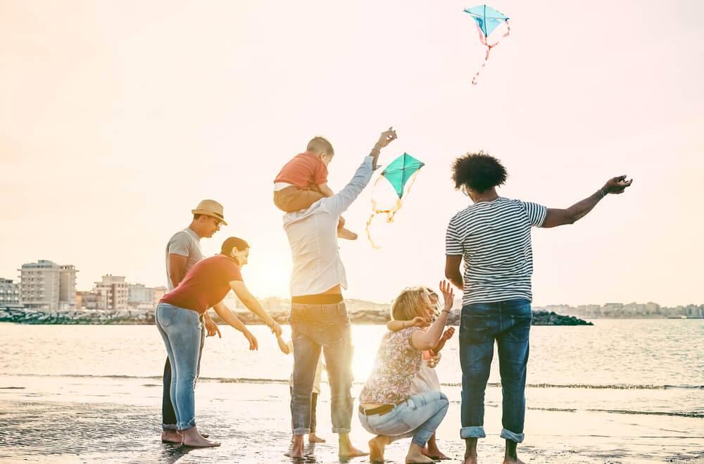 Família: escola das virtudes onde podemos nos espelhar.