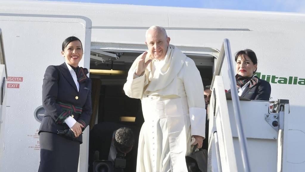 Papa Francisco é aguardado por jovens de todo o mundo no Panamá