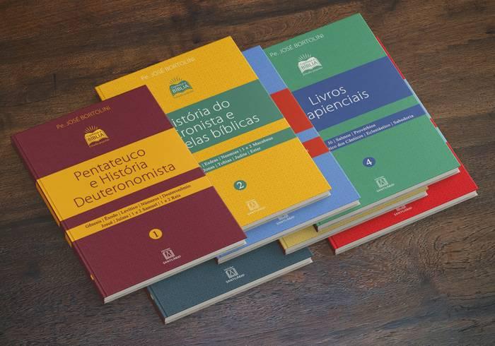 Coleção de livros da Editora Santuário ganhará versão em espanhol