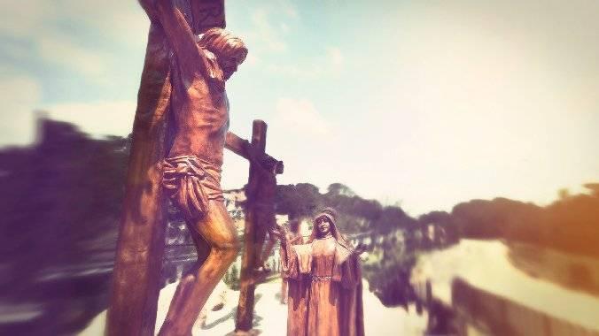 Programação de Semana Santa no Santuário