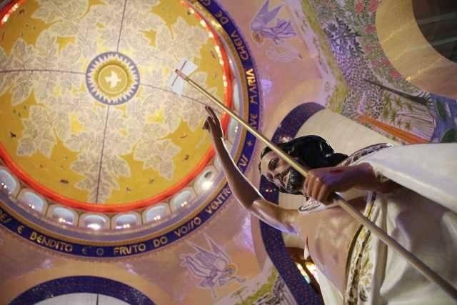 A cruz é garantia da ressurreição