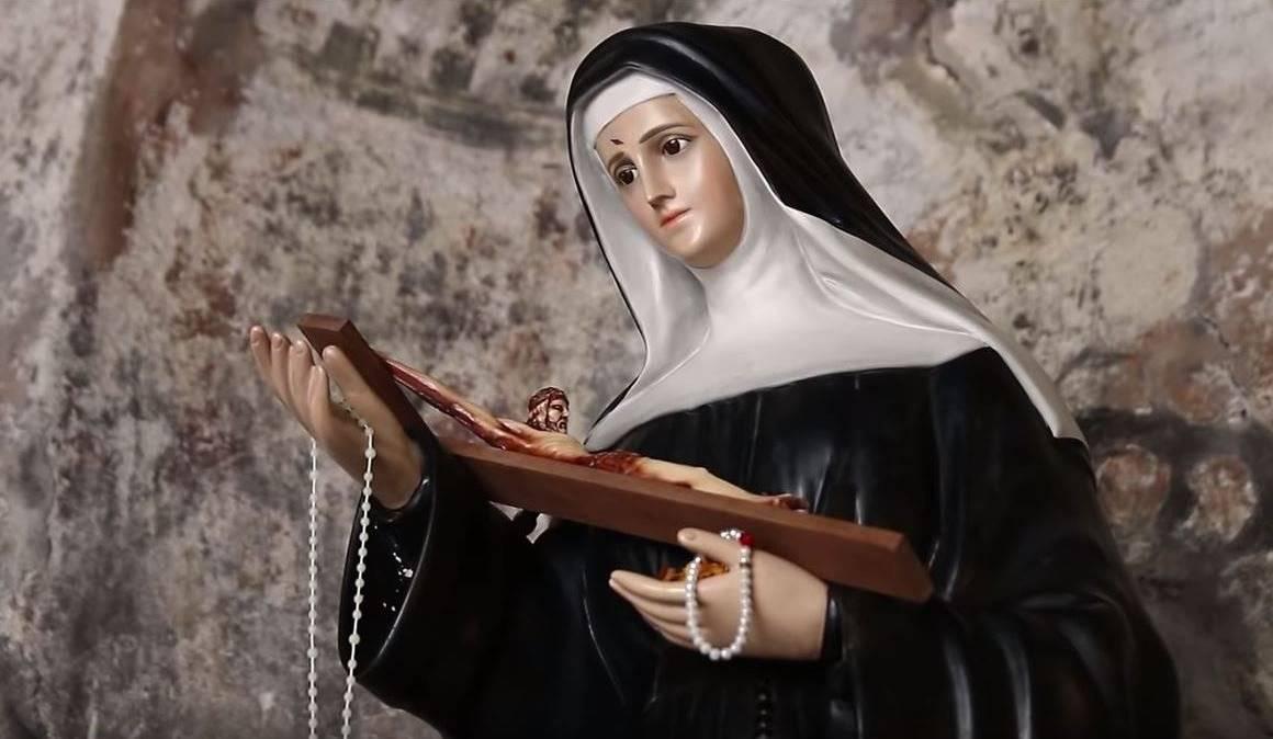Conheça o local onde nasceu e viveu Santa Rita de Cássia