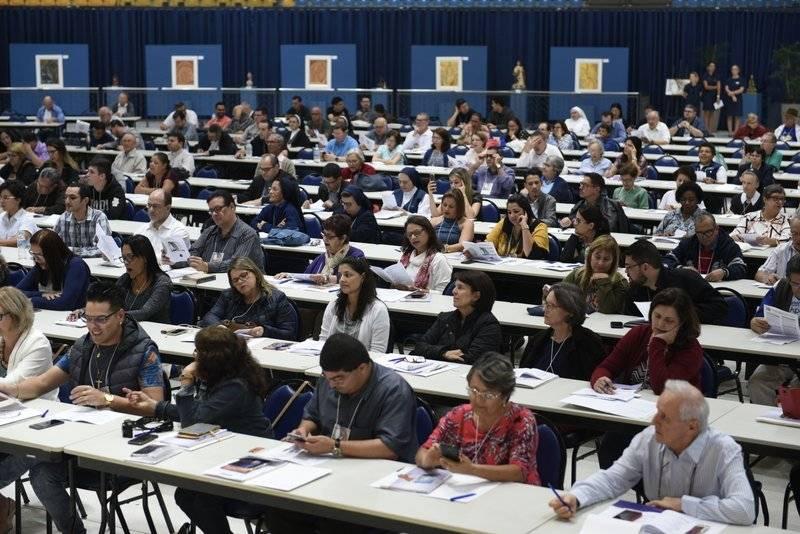 Congresso Mariológico no dia 15 de maio.