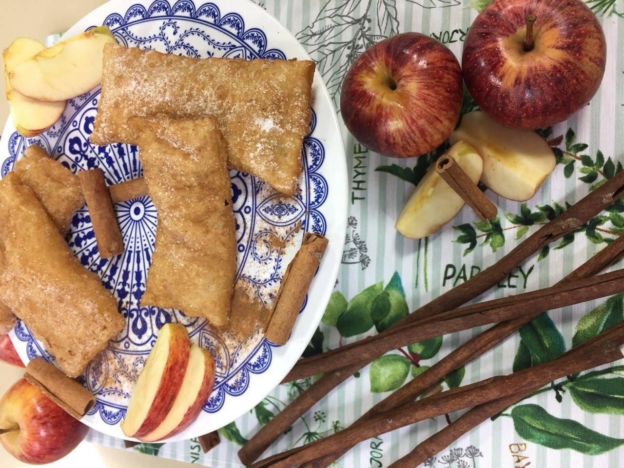 Júlio Cruz: como fazer uma tortinha americana de maçã