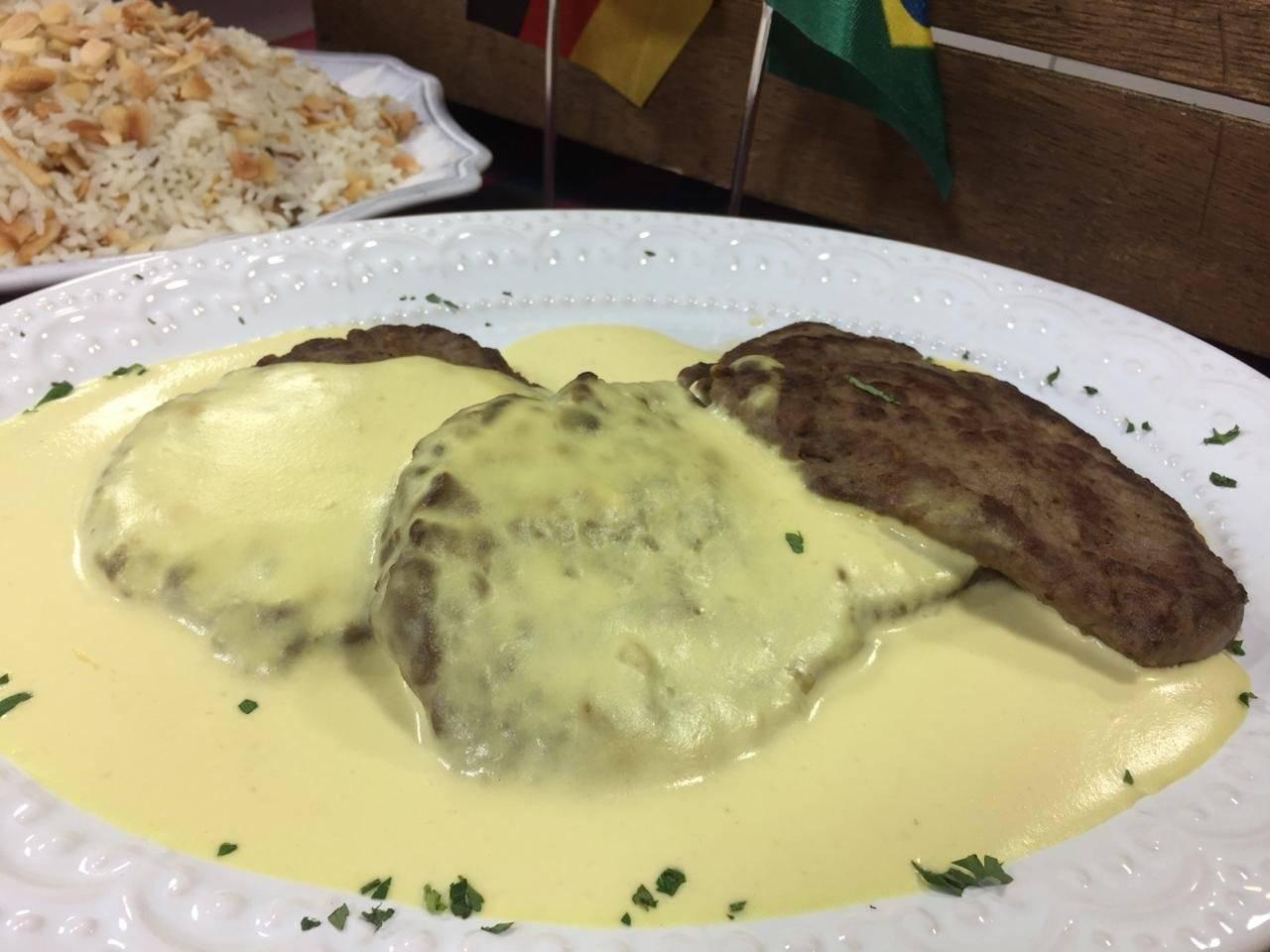 Receita de escalope de filé mignon com molho mostarda