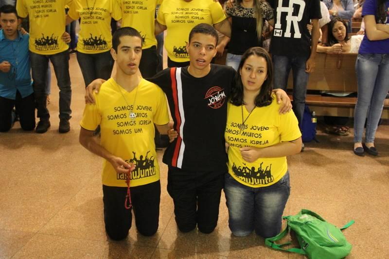 Vigília da Juventude 2015