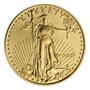 Gold American Eagle .10oz