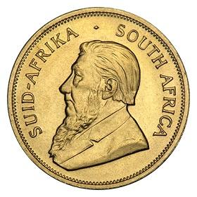 Gold Krugerrand 1oz