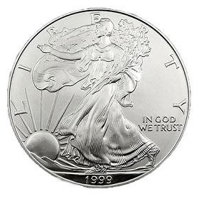 Silver 1oz American Eagle