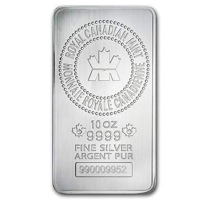 Silver 10 oz RCM