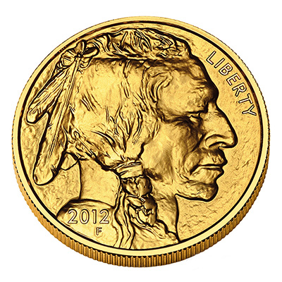 Gold American Buffalo (1 oz) Coin