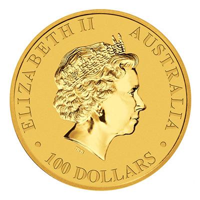Gold Australian Kangaroo (1 oz) Coin