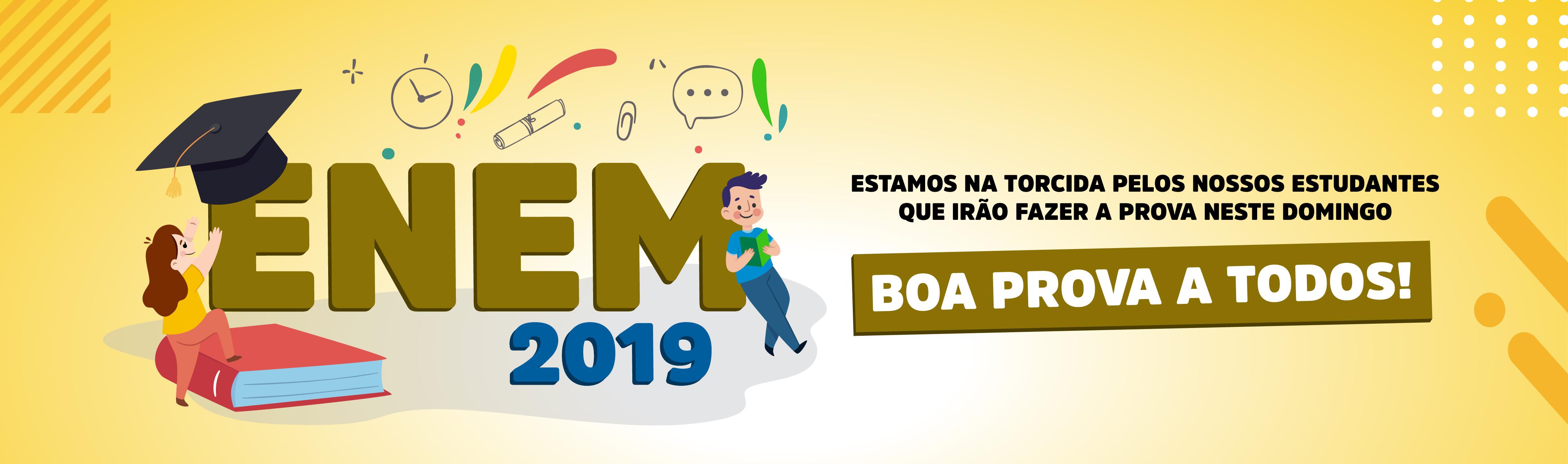 #Enem2019
