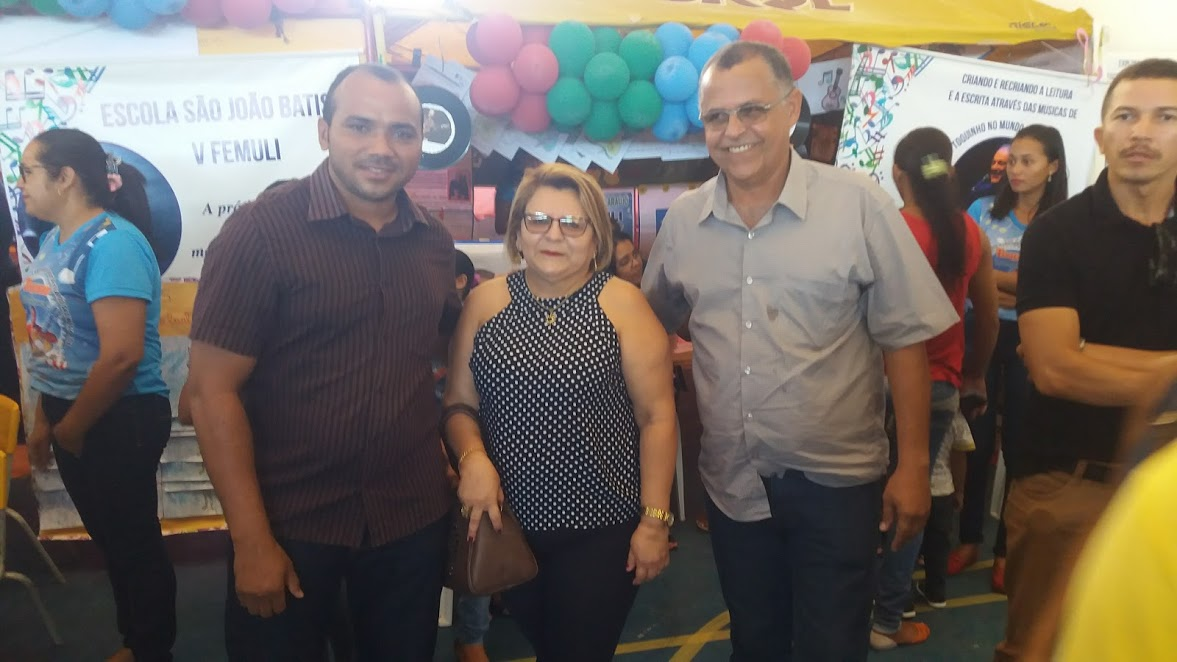 Zé Filho, Socorro do Padeiro e Jaílson Paiva