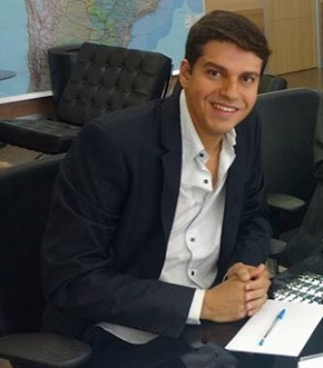 Resultado de imagem para prefeito Gilsinho brandão