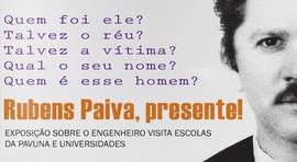 Premiação encerra exposição de Rubens Paiva