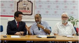 Café & Política debate o papel do judiciário