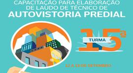15ª Turma de Autovistoria Predial