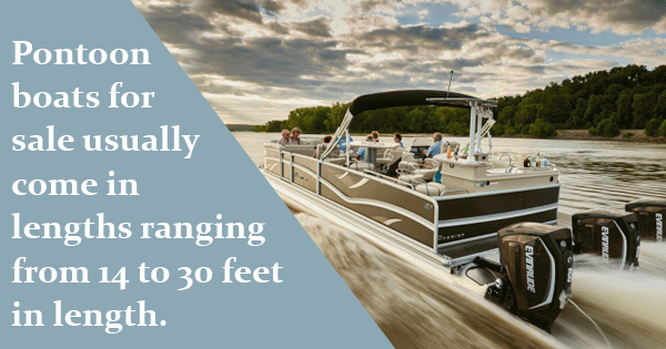 Pontoon Boats: What Are They And How Are They Different From