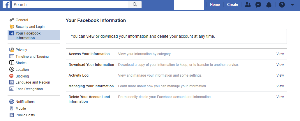 Best Way to Retrieve Deleted Facebook Messages - In Denver Times