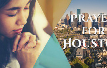 Prayer for Houston