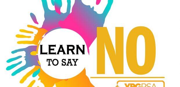 """""""Aprenda a Dizer Não"""" na África do Sul"""