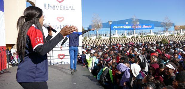 O evento ainda contou com os testemunhos de jovens que venceram traumas e vícios