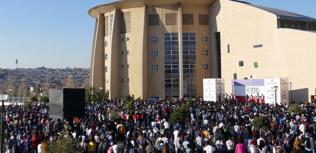 """Evento """"Aprenda a Dizer Não"""" reúne milhares de jovens na África do Sul"""