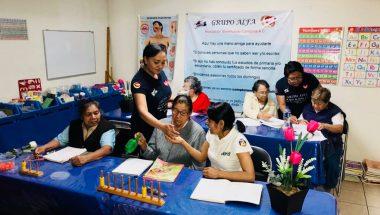 Programa social ajuda México a avançar na alfabetização