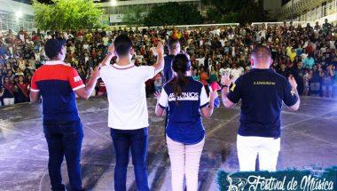 Evento no Ceará fortalece a fé dos jovens