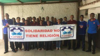 Para ajudar venezuelanos, programa social da Universal incrementa ações em 50%